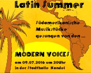 LATIN SUMMER Konzert @ Stadthalle  | Kandel | Rheinland-Pfalz | Deutschland